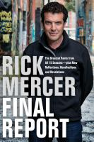 Rick Mercer final report