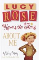 Lucy Rose, Here's the Thing About Me