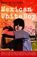 Mexican Whiteboy