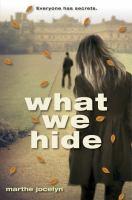 What We Hide