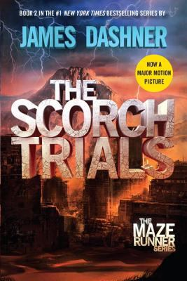 Book Cover - The Scorch Trials