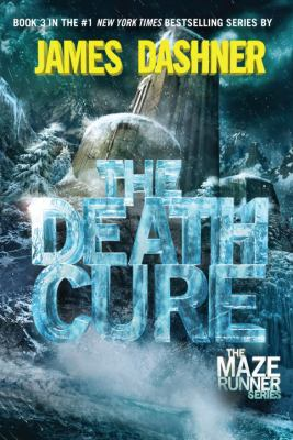 The Maze Runner: The Death Cure book jacket