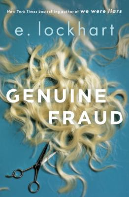 Genuine Fraud book jacket