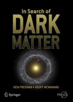 In Search of Dark Matter in the Universe