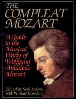 The Compleat Mozart