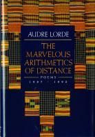 The Marvelous Arithmetics of Distance
