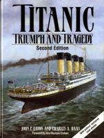Titanic, triumph and tragedy