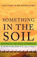 Something in the Soil