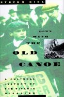 Down With the Old Canoe