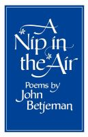 A Nip in the Air