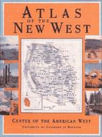 Atlas of the New West