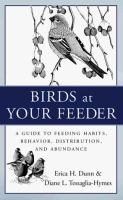 Birds at your Feeder