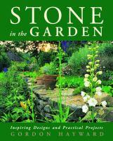 Stone in the Garden