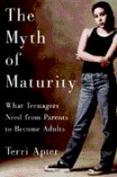 The Myth of Maturity