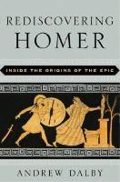 Rediscovering Homer