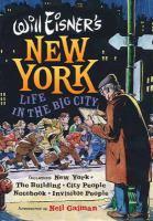 Will Eisner's New York