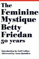 Image: The Feminine Mystique