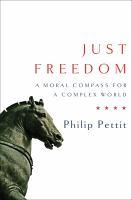 Just Freedom