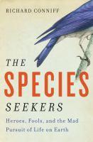 The Species Seekers