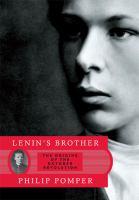 Lenin's Brother