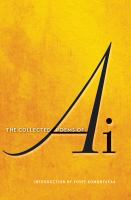 The Collected Poems of Ai