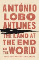 Image: The Land at the End of the World