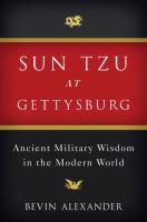 Sun Tzu at Gettysburg