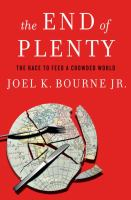 The End of Plenty