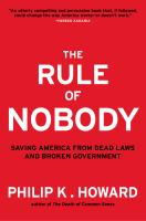 The Rule of Nobody