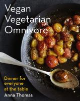 Vegan Vegetarian Omnivore
