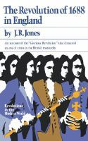 The Revolution of 1688 in England