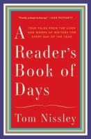 A Reader's Book of Days