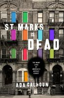 St. Marks Is Dead
