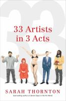 33 Artists in 3 Acts