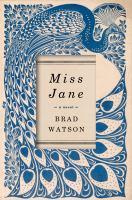 Image: Miss Jane