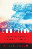 Cover of Eruption