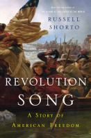 Revolution song : a story of American freedomxii, 621 pages : illustrations, map ; 25 cm