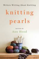 Knitting Pearls