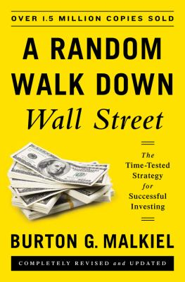 Cover image for A Random Walk Down Wall Street