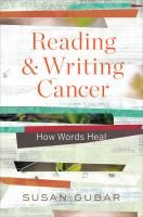 Reading and Writing Cancer