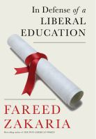 In Defense of A Liberal Education