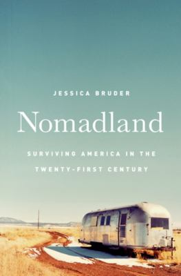 Nomadland: Surviving America in the 21st Century book jacket