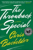The throwback special : a novel