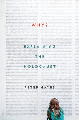 """Picture of the book cover for """"Why? Explaining the Holocaust"""""""