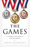 Image: Games : A Global History of the Olympics