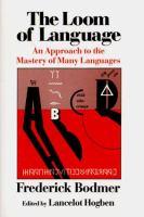 The Loom of Language