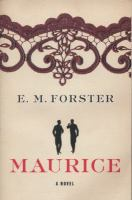 Maurice: A Novel