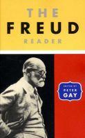 The Freud Reader