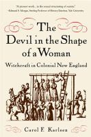 The Devil in the Shape of A Woman
