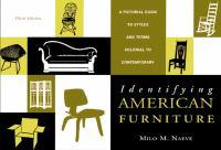 Identifying American Furniture